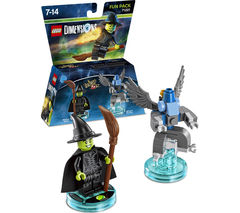 LEGO DIMENSIONS Wizard of Oz Wicked Witch of the West Fun Pack