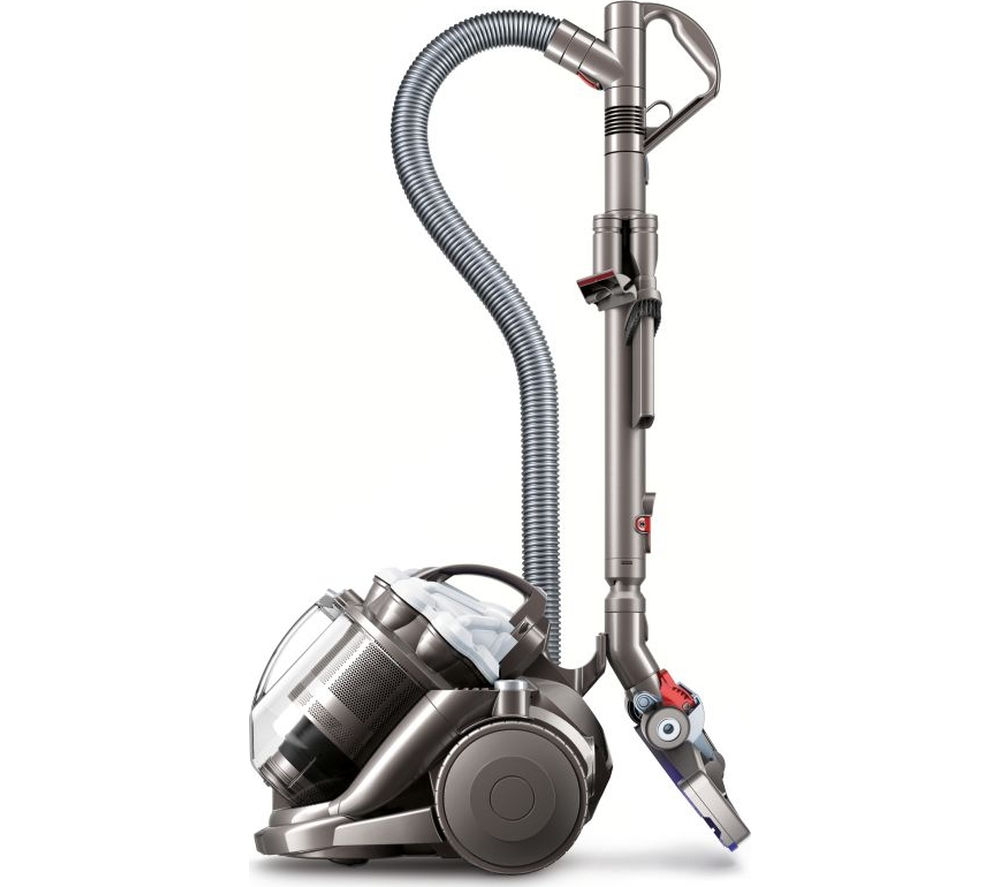 buy dyson dc19 bagless vacuum cleaner white free. Black Bedroom Furniture Sets. Home Design Ideas