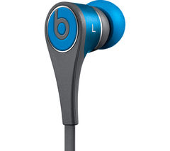 BEATS BY DR DRE Tour² Headphones - Flash Blue