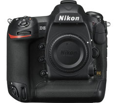 NIKON D5 DSLR Camera - Black, Body Only
