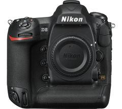 NIKON D5 DSLR Camera - Black, Body Only