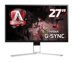 "AOC Agon AG271QG WQHD 27"" IPS LED Gaming Monitor"