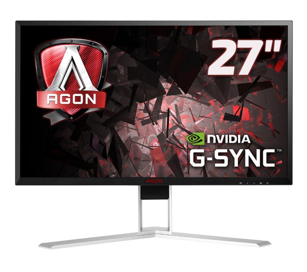 "AOC Agon AG271QG WQHD 27"" IPS LED Gaming Monitor"