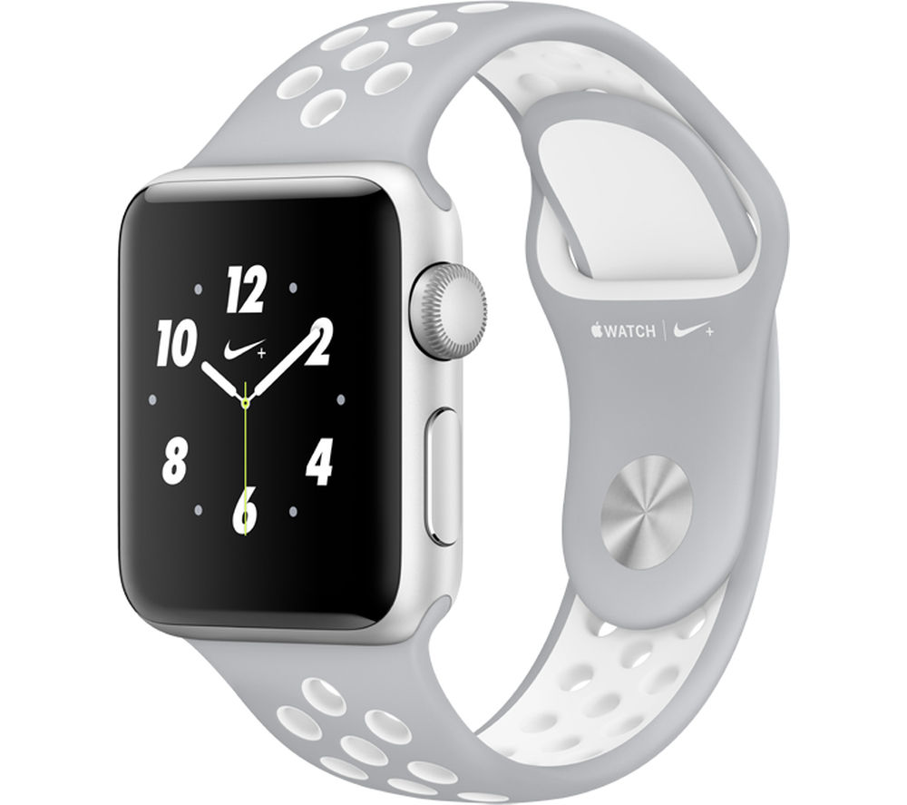 Buy APPLE Watch Nike+ 38 mm | Free Delivery
