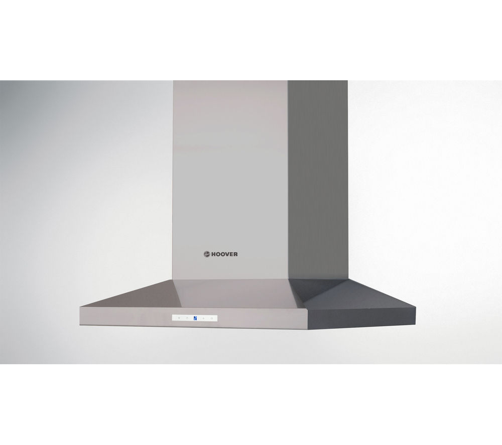 HOOVER  HCT6700X Chimney Cooker Hood  Stainless Steel Stainless Steel