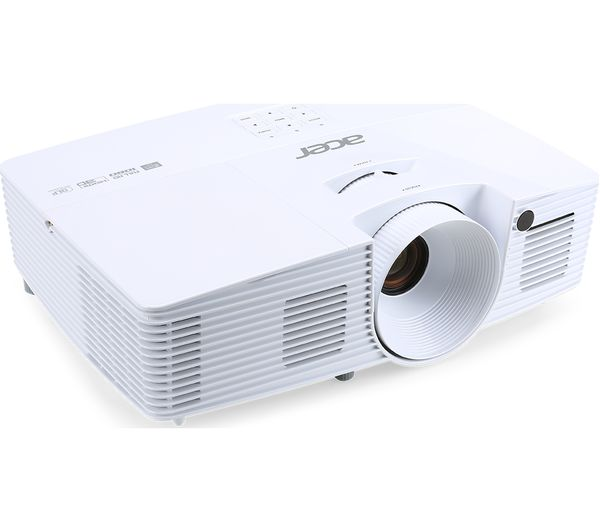 Buy acer h6517abd long throw full hd home cinema projector for Smallest full hd projector