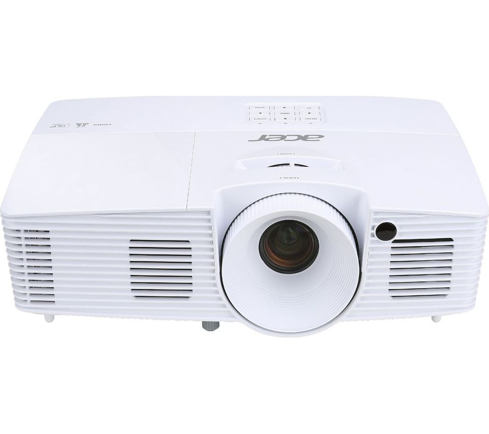 Acer h6517abd long throw full hd home cinema projector for Hd projector