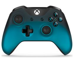 MICROSOFT Xbox Wireless Controller - Ocean Shadow Special Edition