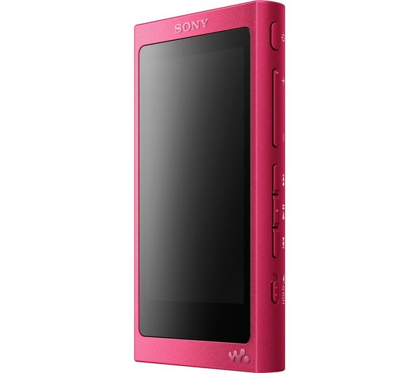 buy sony walkman nw a35 touchscreen mp3 player with fm. Black Bedroom Furniture Sets. Home Design Ideas