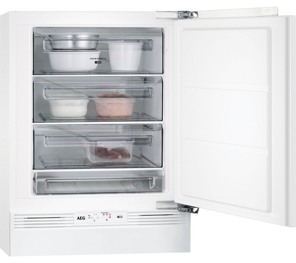 Image of AEG ABB68211AF Integrated Undercounter Freezer