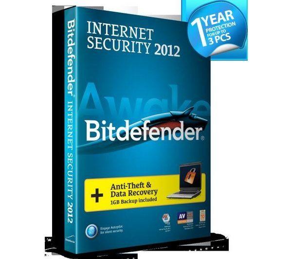 Bitdefender Internet Security 2011 for 3 PCs