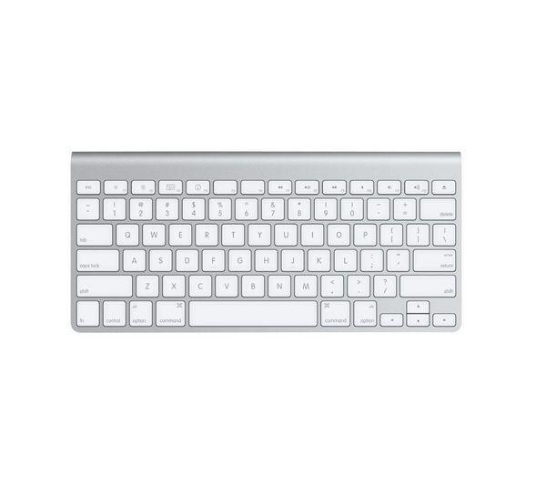 Apple mc184b wireless keyboard white deals pc world