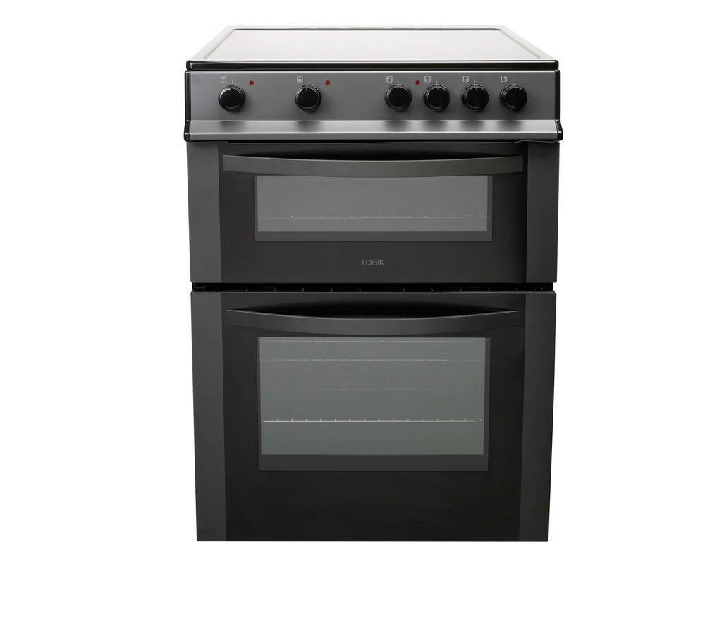 LOGIK LFTC60A12 Electric Ceramic Cooker - Anthracite