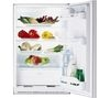 INDESIT INS1612 Integrated Overcounter Larder Fridge