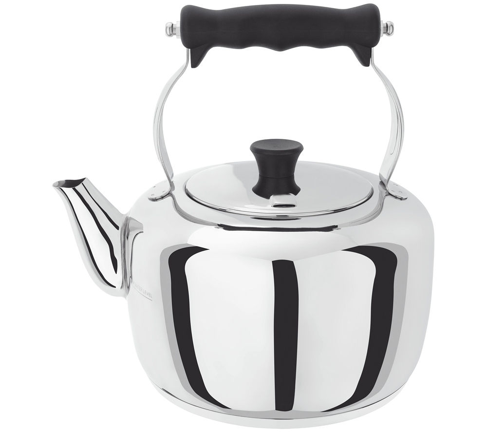 STELLAR  SV66 Stove Top Kettle  Stainless Steel Stainless Steel