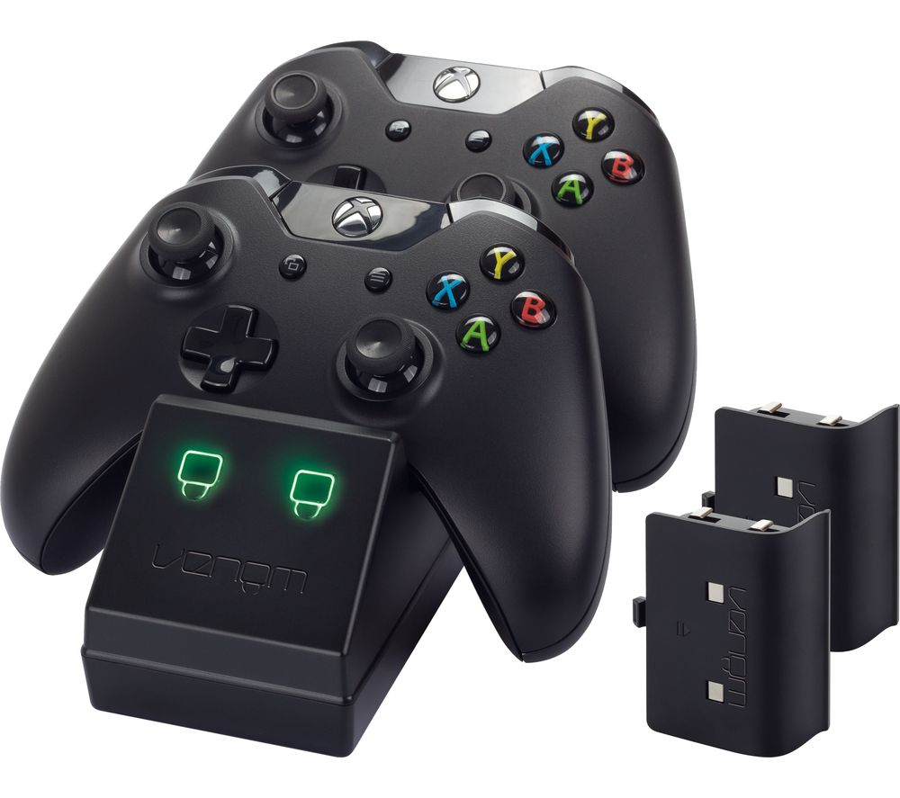 VENOM  VS2851 Xbox One Twin Docking Station