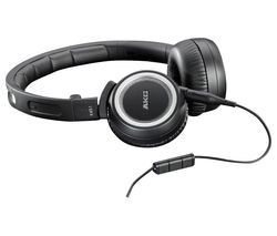 AKG K451 Headphones - Black