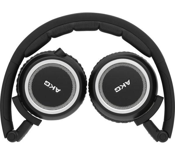 buy akg k451 headphones black free delivery currys. Black Bedroom Furniture Sets. Home Design Ideas