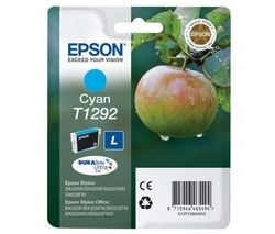 EPSON Apple T1292 Cyan Ink Cartridge