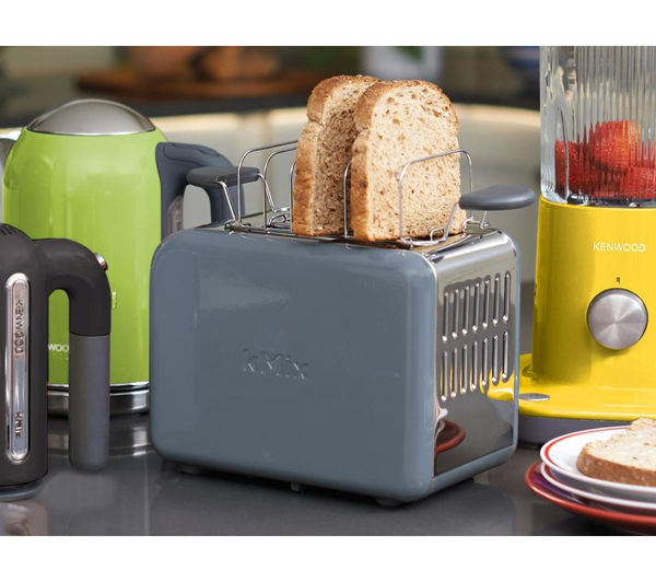 buy kenwood kmix ttm020gy 2 slice toaster grey free. Black Bedroom Furniture Sets. Home Design Ideas