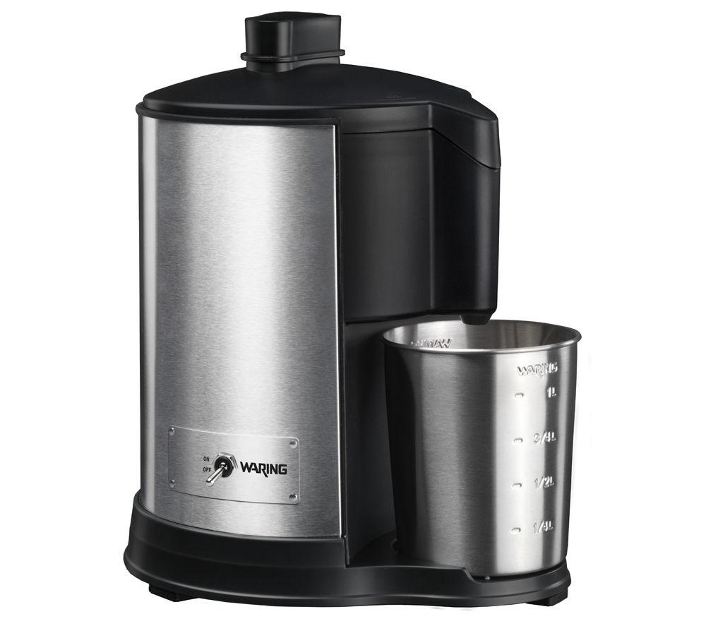Stainless Steel Juicer ~ Buy waring wje u juicer stainless steel free