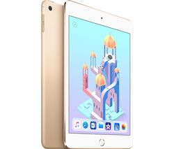 APPLE iPad mini 4 - 128 GB, Gold