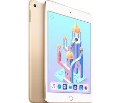 APPLE iPad mini 4 - 128 GB, Gold