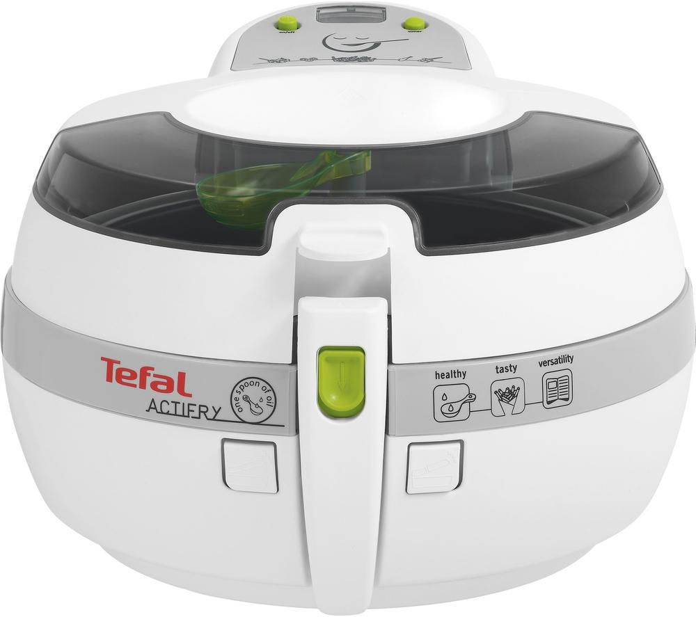 buy tefal al806040 actifry fryer white free delivery. Black Bedroom Furniture Sets. Home Design Ideas