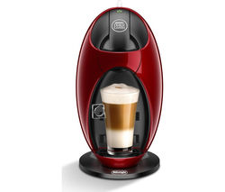 DOLCE GUSTO by De'Longhi Jovia EDG250.R Hot Drinks Machine - Red