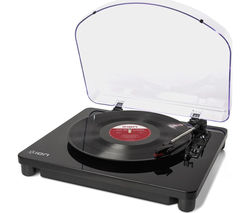 ION Classic LP Turntable - Black