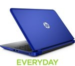 "HP Pavilion 15-ab271sa 15.6"" Laptop - Blue"
