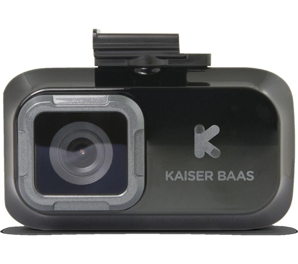 KAISER BAAS R20 Dash Cam - Black + Ultra Performance Class 10 microSD Memory Card - 32 GB