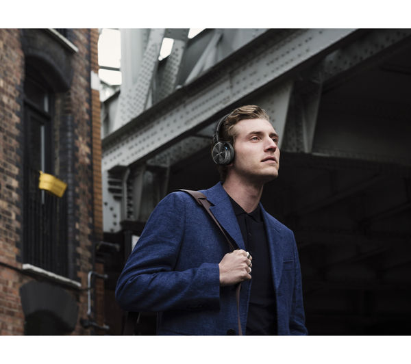 Image of PHILIPS SHB3060BK Wireless Bluetooth Headphones - Black
