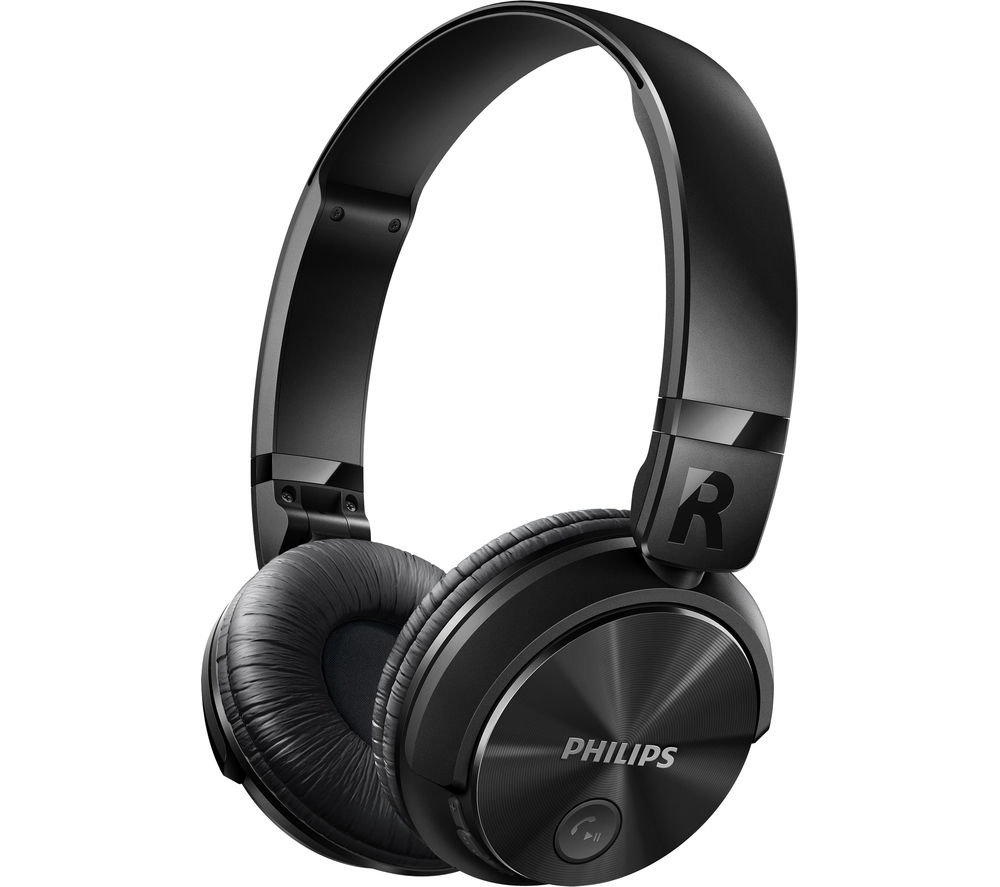 buy philips shb3060bk wireless bluetooth headphones. Black Bedroom Furniture Sets. Home Design Ideas