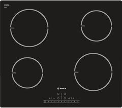 BOSCH PIA611F18E Electric Induction Hob - Black