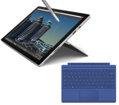 MICROSOFT Surface Pro 4 128 GB & Pro 4 Typecover Bundle