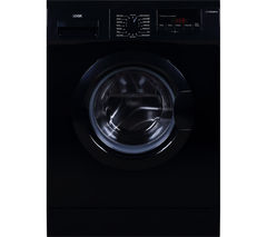 LOGIK L712WMB16 Washing Machine - Black