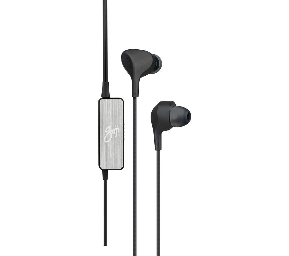 GOJI COLLECTION GTCINNC16 Noise-Cancelling Headphones - Black