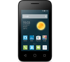 "ALCATEL Pixi 3 3.5"" - 4 GB, Black"