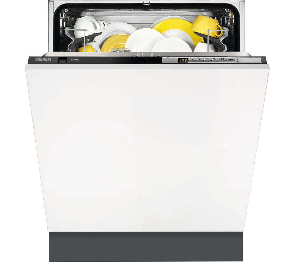 ZANUSSI  ZDT26010FA Fullsize Integrated Dishwasher