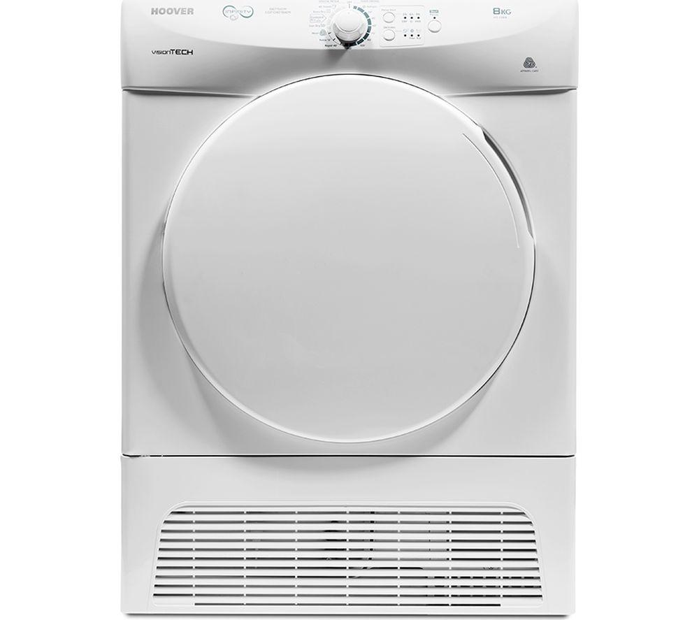 Bwe Tumble Dryer ~ Buy hoover vtcc b condenser tumble dryer white free