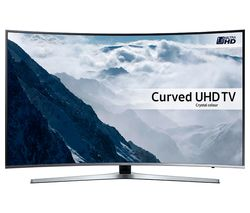 "SAMSUNG UE43KU6670 Smart 4K Ultra HD HDR 43"" Curved LED TV"