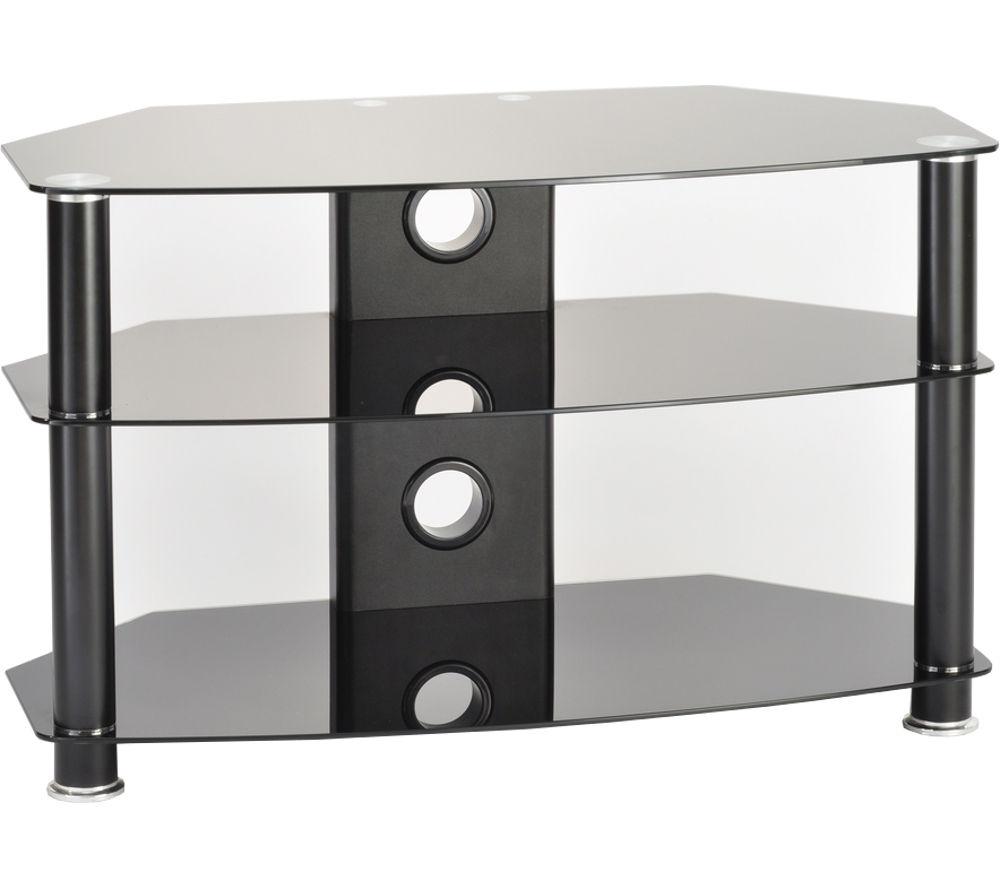 TTAP Classik Curve 800 TV Stand - Black