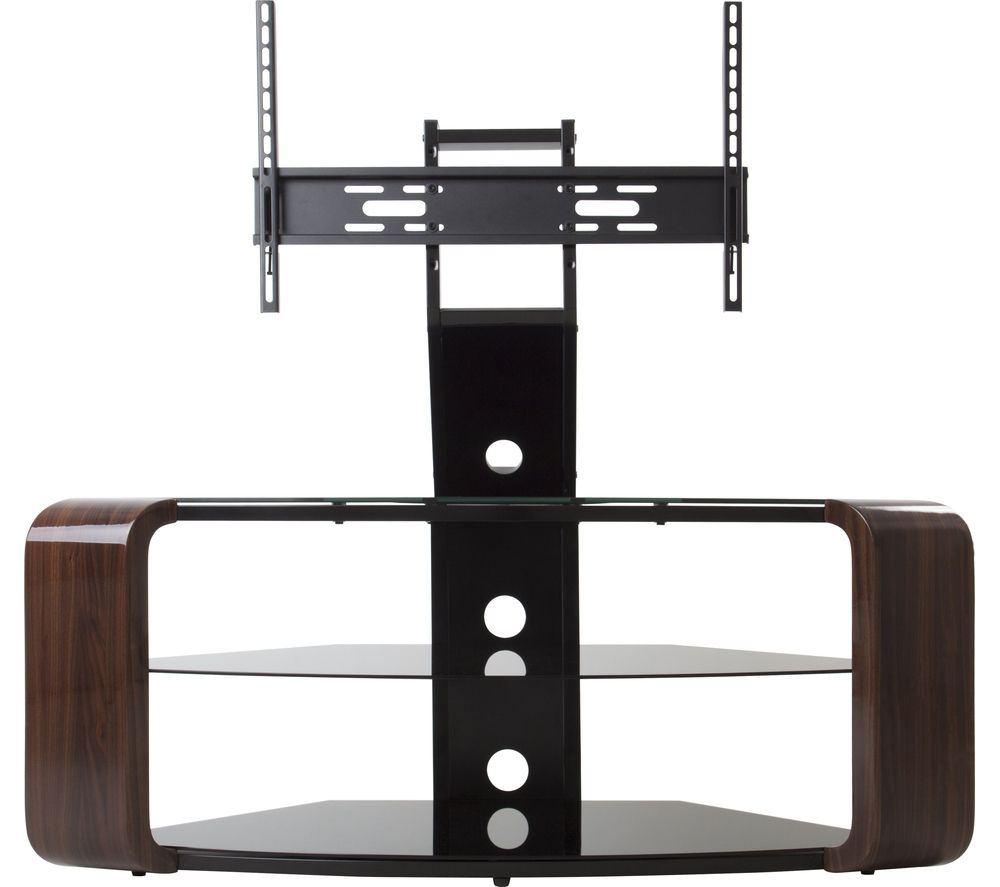 AVF  Como FSL1174COW TV Stand with Bracket  Walnut