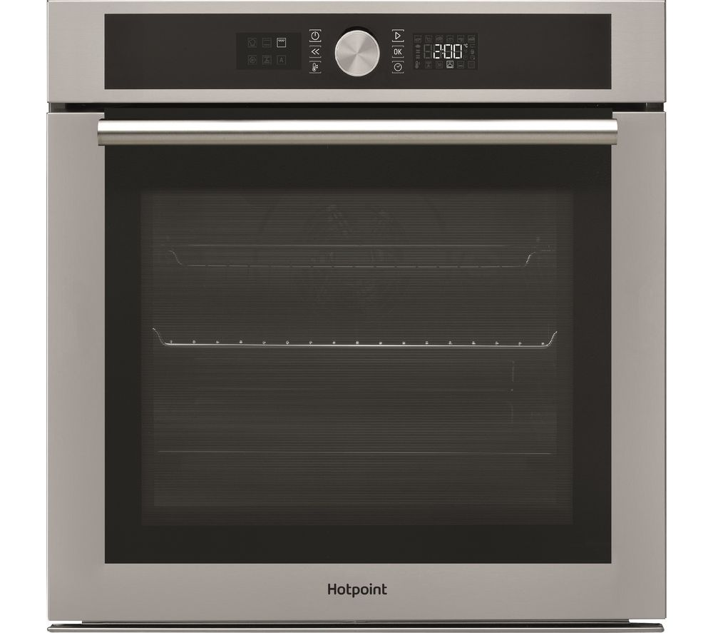 HOTPOINT  SI4 854 P IX Electric Oven  Stainless Steel Stainless Steel