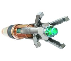 DR WHO Twelfth Doctor's Sonic Screwdriver Universal Remote Control