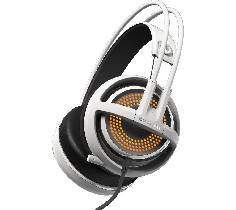 steelseries siberia 350 7 1 gaming headset white deals pc world. Black Bedroom Furniture Sets. Home Design Ideas