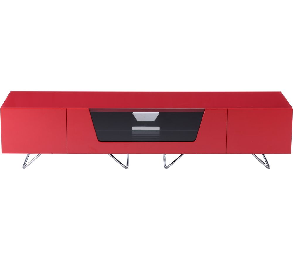 buy cheap red tv stand compare storage prices for best uk deals. Black Bedroom Furniture Sets. Home Design Ideas