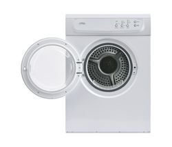 BELLING FD700 Whi Vented Tumble Dryer - White