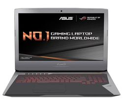 ASUS Republic of Gamers G752VS 17.3